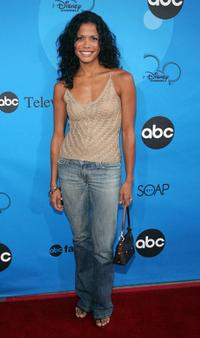 Lourdes Benedicto at the Disney - ABC Television Group All Star Party.