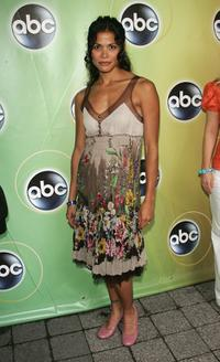 Lourdes Benedicto at the ABC Television Network Upfront.