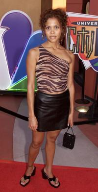 Lourdes Benedicto at the NBC Summer 2000 TCA Party.