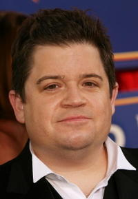 Actor Patton Oswalt at the L.A. premiere of