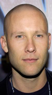 Michael Rosenbaum at the WB Networks 2003 Winter Party.