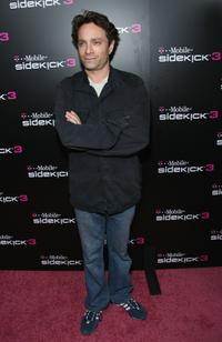 Chris Kattan at the launch of T-Mobile Sidekick 3 Limited Edition.