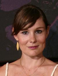Liz Stauber at the New York premiere of
