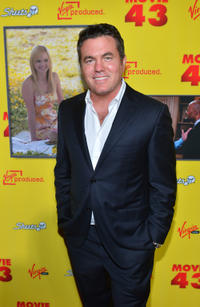 Executive Producer Tucker Tooley at the California premiere of