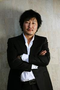 Song Kang-ho at the Cannes Film Festival.