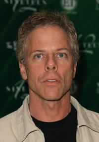 Greg Germann at the opening of