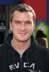 Balthazar Getty at the Kinerase Skincare Celebration.