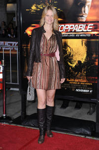 Joelle Carter at the California premiere of