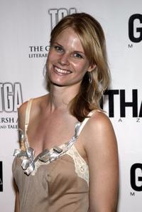 Joelle Carter at the party celebrating New York Upfronts with L.A. Confidential Hamptons & Gotham Magazines.