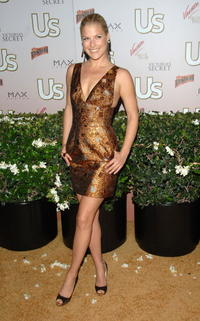 Ali Larter at Us Magazine's Hot Hollywood 2007 Party.