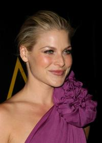 Ali Larter at the Hollywood Domino game launch.