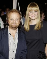 Toby Jones and Romola Garai at the TIFF gala screening of