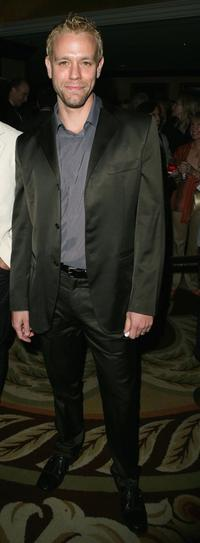 Adam Pascal at the National Multiple Sclerosis Societies 32nd Annual Dinner of Champions.