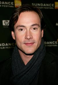 Chris Klein at the 2007 Sundance Film Festival for screening of