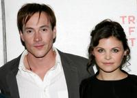 Chris Klein and Ginnifer Goodwin at the 2007 Tribeca Film Festival for premiere of