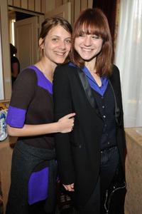 Melanie Laurent and Emilie Dequenne at the
