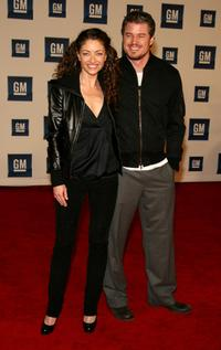 Rebecca Gayheart and Eric Dane at the 6th Annual General Motors TEN event.