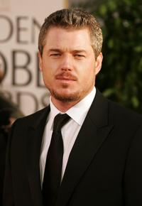 Eric Dane at the 64th Annual Golden Globe Awards.