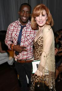 Elijah Kelley and Kat Kramer at the Do Something Awards and official pre-party for the 2008 Teen Choice Awards.