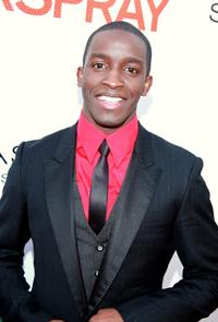 Elijah Kelley at the Los Angeles premiere of