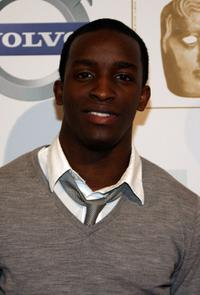 Elijah Kelley at the BAFTA/LA's 14th Annual Awards Season Tea Party.