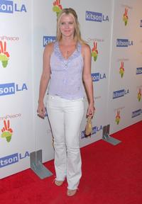 Maeve Quinlan at the OmniPeace Event.