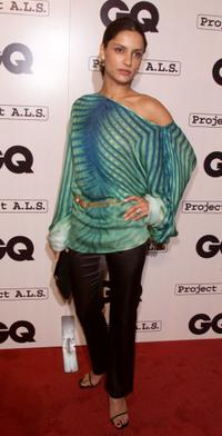 Leonor Varela at the party to celebrate GQ Magazine's second annual