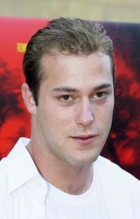 James DeBello at the Los Angeles premiere of