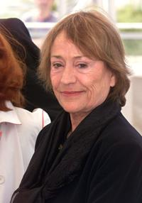 Annie Girardot at the photocall of