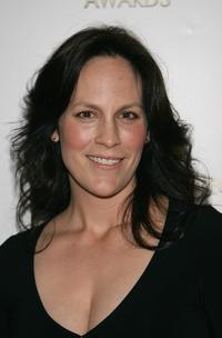 Annabeth Gish at the 11th Annual Art Directors Guild Awards at the Beverly Hilton Hotel.