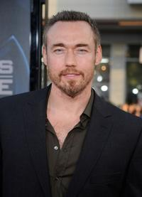Kevin Durand at the Screening of