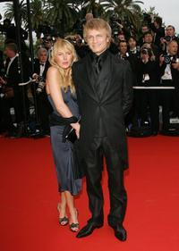 Natacha Renier and Jeremie Renier at the 59th International Cannes Film Festival.