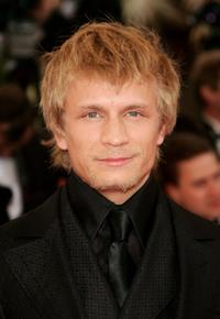 Jeremie Renier at the 59th International Cannes Film Festival.