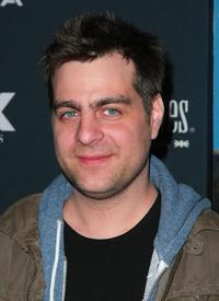 Derick Martini at the after party of the New York premiere of