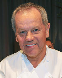 Wolfgang Puck at the 83rd Academy Awards Governors Ball Preview in California.
