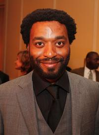 Chiwetel Ejiofor at the 6th Annual Behind The Lens Award.
