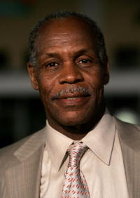 Danny Glover at the L.A. premiere of