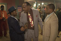 Sean Patrick Thomas, Danny Glover and Eric Abrams in
