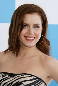 Amy Adams at the 22nd Annual Film Independent Spirit Awards in Santa Monica, California.