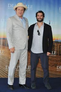John C. Reilly and Jay Duplass at the photocall of