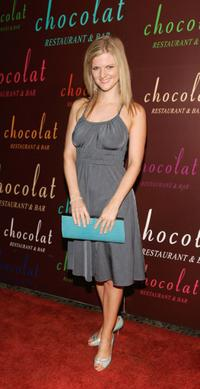 Arden Myrin at the book launch party of