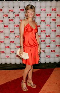 Arden Myrin at the Fox All-Star Television Critics Association Party.