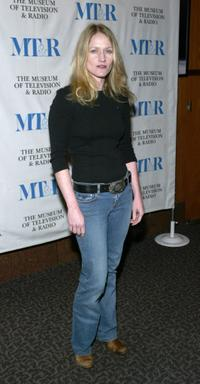 Paula Malcomson at the 22nd Annual William S. Paley Film Festival screening of