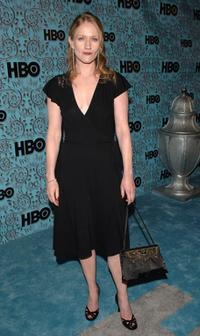 Paula Malcomson at the HBO Emmy after party.