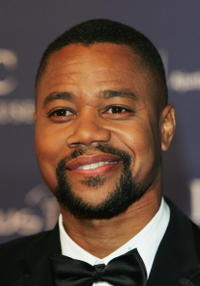 Cuba Gooding, Jr. at the Laureus Sports Awards in Spain.