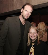 Tyler Mane and Daeg Faerch at the after party premiere of