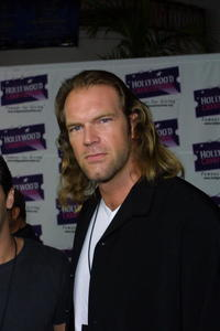 Tyler Mane at the Hard Rock Charity Jam for Hollywoodcharities.org in Universal City.