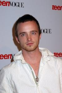 Aaron Paul at the Teen Vogue Young Hollywood Party.