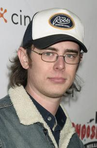 Colin Hanks at the 2004 Rock the Vote Awards.