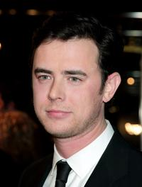 Colin Hanks at the premiere of